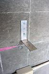 曲面黒板施工例5