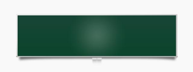曲面黒板/ホワイトボード