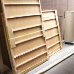 大型黒板/ホワイトボードを完成品で搬入できない場合は?