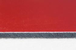カラーボード/カラー黒板 構造